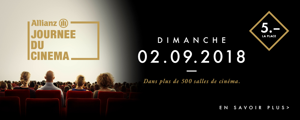 Allianz Tag des Kinos Journée du Cinéma Giornata del Cinema Banner Arthouse or 02 1000x400px