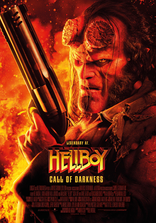 CinemaNeuchatel Hellboy VO