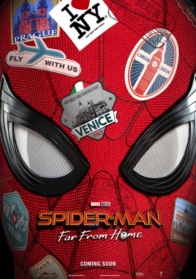 affiche cineimage spiderman